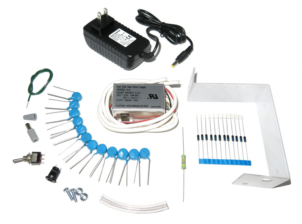 High Voltage Power Supply And Charger Low Cost 25kv Dc Kit Image 1