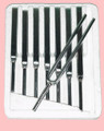 Tuning Fork, Set of 8