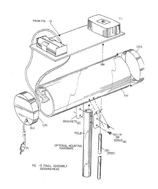 earthquake tremor vibration detector  kit