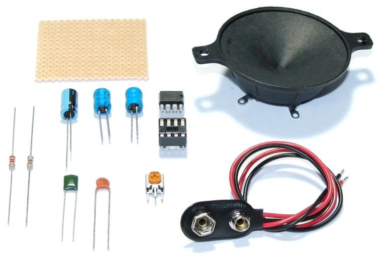 Sonic Nausea Device (Kit)
