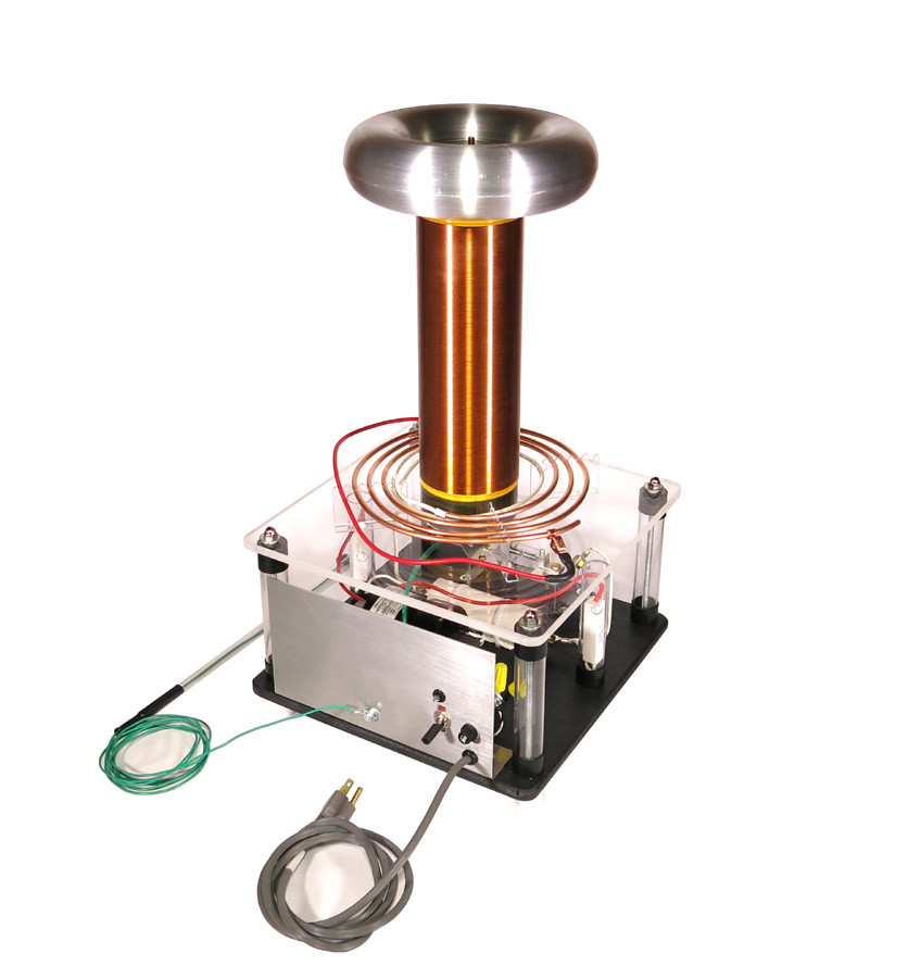 250,000 Volt Table Top Tesla Coil (Kit)