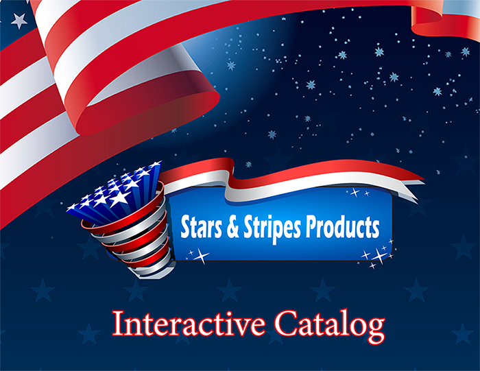 Download the American Flag Jewelry Interactive Catalog