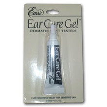 For daily use in the promotion of healthy, infection-free earlobes and prevention of sensitivity caused by earrings. Scientifically formulated and clinically tested. One 5 grams (.18 oz.) tube.