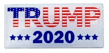 Patriotic TRUMP 2020 Lapel Pin