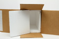 FedEx Large (L2) Box Foam EPS Liners 30 Count