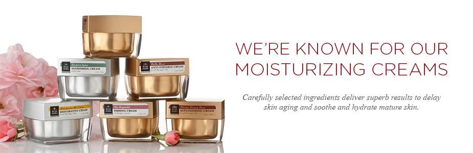 Organic Skin Care Products - Moisturizing Cream | Rosemira Organics