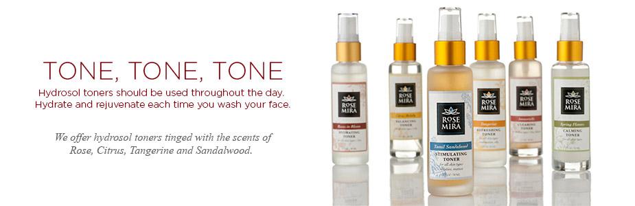 Organic Alcohol Free Toners For Refreshing Skin   Rosemira