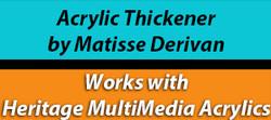 Matisse Acrylic Thickener