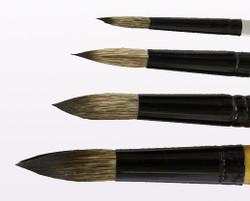 Fusion Round Brushes