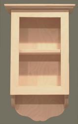 DCC # F-3 Watercolor Cabinet $35.00