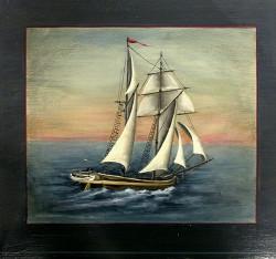 P4022 Top Sail Schooner Download $4.95
