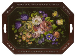 P5005P-Napoleon III Roses Vol. 1- PRINTED