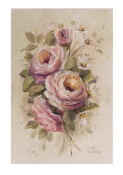 DVD1057 Champagne Roses