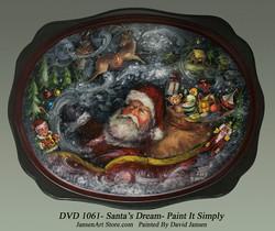 DVD1061- Santa's Dream- MP4 Download