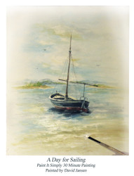 P1115 A Day for Sailing- Printed