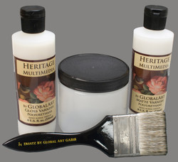 Heritage Varnish Kit