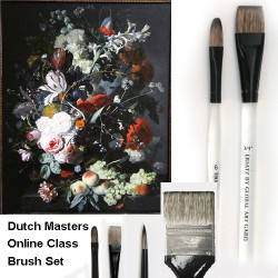 Dutch Class Brush Set