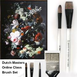 Dutch Class Brush Set