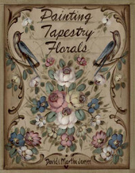 B5002 Painting Tapestry Florals- Printed Version