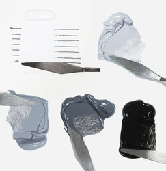 Greyscale 5 Color Set