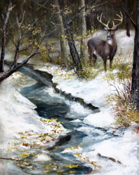 V1079 White Tail Creek- Paint It Simply- Download