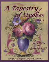 B5013 A Tapestry of Strokes- Printed