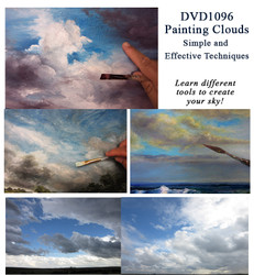 DVD1096 Painting Clouds- Simple and Effective Techniques