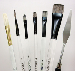Intermediate Brush Set for Paint It Simply
