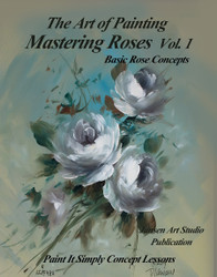 B5023 Mastering Roses Vol 1 - Basic Rose Concepts