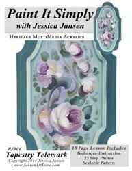 Tapestry Telemark- Printed