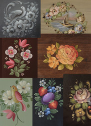 Heritage Education Module 1- History of Decorative Painting