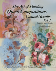 B5038 Quick Compositions - Casual Scrolls Vol. 1