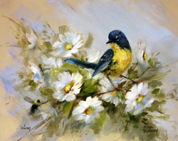 S101 The Art of Painting Birds Online Class