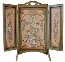 P1023 Tapestry Fire Screen $8.95