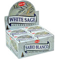 HEM White Sage Incense Cones