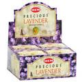 HEM Precious Lavender Incense Cones