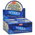 HEM Myrrh Incense Cones