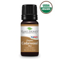 Cedarwood Atlantica ORGANIC Essential Oil