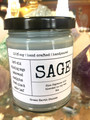 Sage 9oz Soy Candle