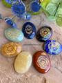 Chakra Gemstone Healing Kit Oval