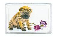 Playing Cards | Sharpei | Roscoe