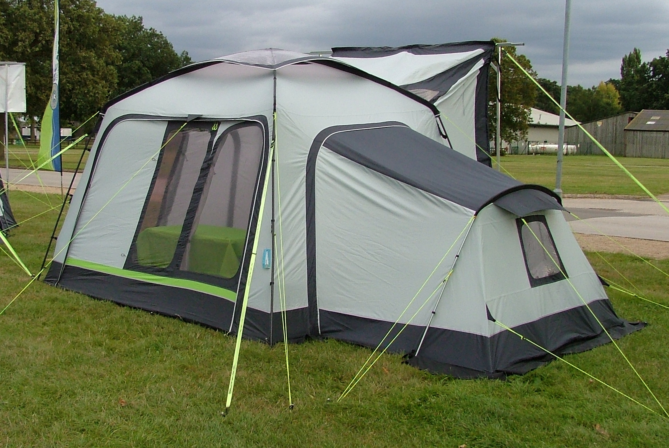 2014 Driveaway Awnings