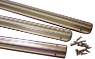 Sectional Aluminium Awning Rail