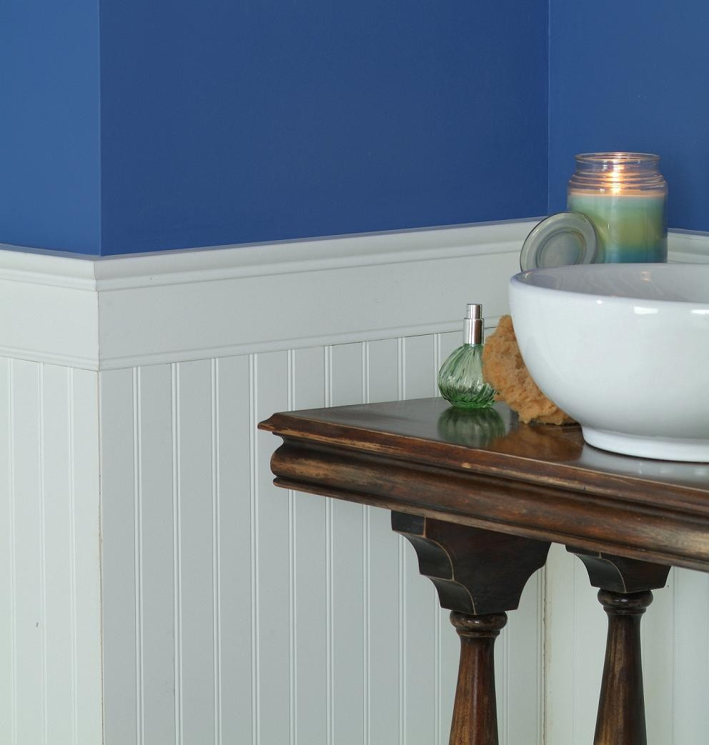 Beadboard Paneling From New England Classic New England Classic - Colored beadboard panels