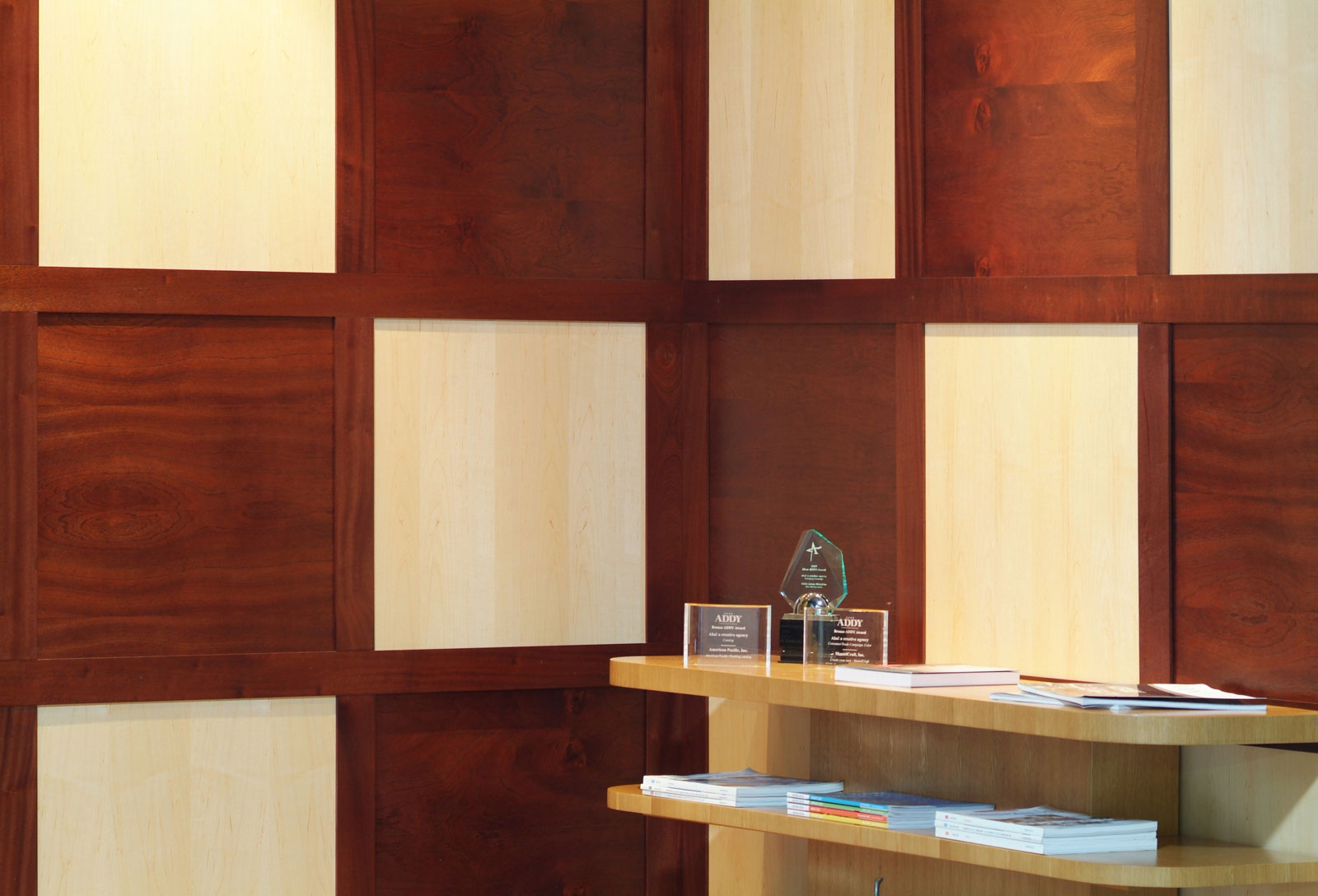 Modern Wall Paneling System
