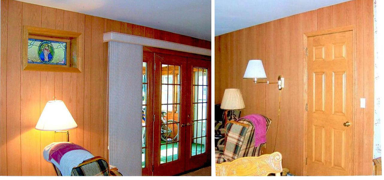 Plywood Paneling Project | Testimonial