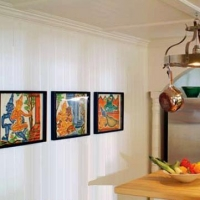 Beadboard Paneling Collection - 4x8 Plywood