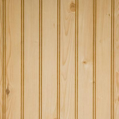 Beaded Pine Beadboard Wall Paneling Woodgrain Wall Panels