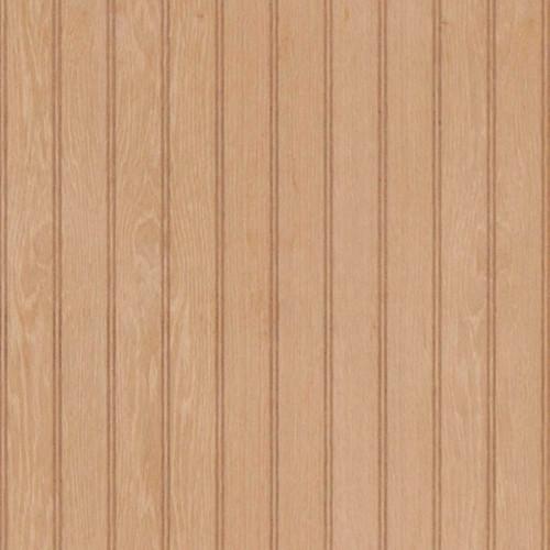 Beaded Oak Veneer Paneling, ready to finish