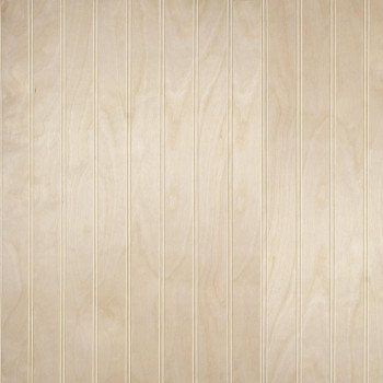 "2"" Beadboard Paintable Birch Veneer paneling"